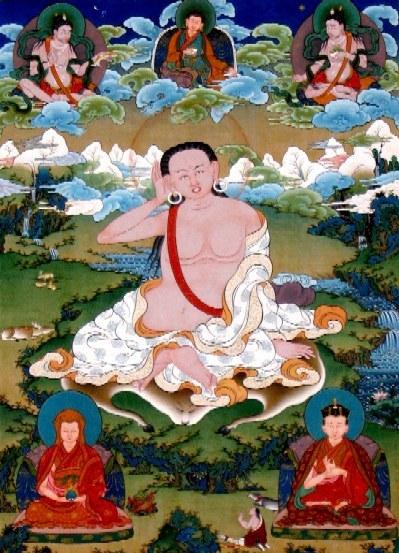 Milarepa, Tibet's Great Yogi-Sage and Singing Saint